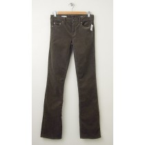 NEW Gap 1969 Perfect Boot Cords Corduroy Pants in Tate Olive