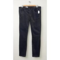 NEW Gap 1969 Velvet Always Skinny Pants in Soft Black