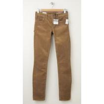 NEW Gap 1969 Always Skinny Cords Corduroy Pants in Palomino Brown