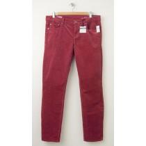 NEW Gap 1969 Always Skinny Cords Corduroy Pants in Raisin