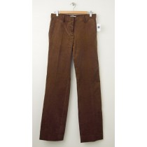 NEW Gap Trouser Cord Corduroy Pants in Palomino Brown