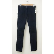 NEW Gap Super Skinny Khaki Pants in True Black