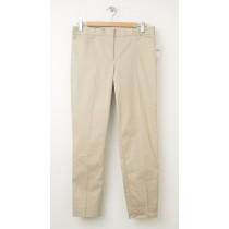 NEW Gap Slim Cropped Pants in Motorcross Khaki