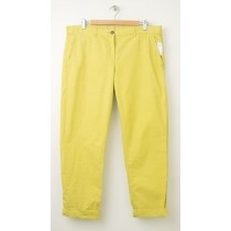 NEW Gap Broken-In Straight Pants in Ghana Yellow