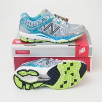 New Balance Women's 880v2 Running Shoes in White W880WB2