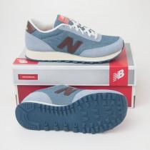 New Balance Womens Vintage Indigo Pack 501 Classic Running Shoes Blue WL501IBG