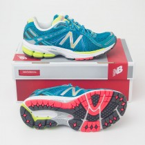 New Balance Women's 780v3 Stability Running Shoe in Teal W780CG3