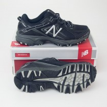 New Balance Men's 411v2 Trail Running Shoe MT411BS2 in Black