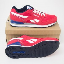 Reebok Men's Royal Mission Athletic Shoes Sneakers V56023 in Red