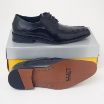 Stacy LTD Highland Oxford Dress Shoes in Black