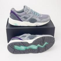 Puma Trinomic R698 x BWGH Fashion Sneaker in Frost Grey