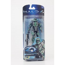 McFarlane Toys Halo 4 Series 2 Spartan C.I.O. Action Figure in Green/Steel