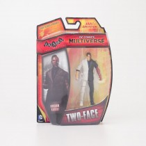 DC Comics Multiverse Arkham Knight Two Face Action Figure