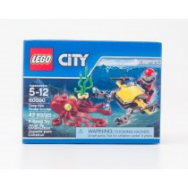 LEGO City Deep Sea Scooter #60090