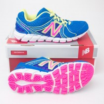 New Balance Women's 750v2 Running Shoes in Electric Blue W750EB2