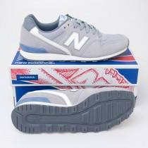 New Balance Women's Summer Utility 696 Classics Running Shoes in Silver Mink WL696SUB