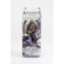 McFarlane Toys Assassin's Creed Series 1 Black Bart Bartholomew Roberts Action Figure