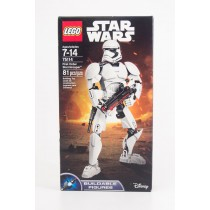 LEGO Star Wars First Order Stormtrooper Buildable Figure #75114