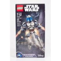 LEGO Star Wars Jango Fett Buildable Figure #75107