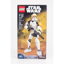 LEGO Star Wars Clone Commander Cody Buildable Figure #75108