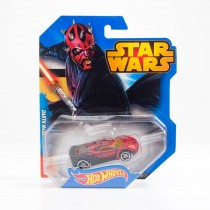 Mattel Hot Wheels Star Wars Darth Maul Car