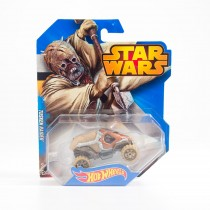 Mattel Hot Wheels Star Wars Tusken Raider Car