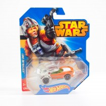 Mattel Hot Wheels Star Wars Luke Skywalker Car
