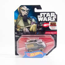Mattel Hot Wheels Star Wars Garazeb Orrelios Car