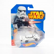 Mattel Hot Wheels Star Wars Stormtrooper Car