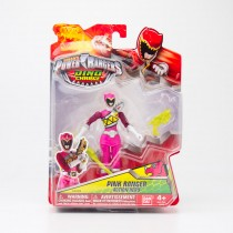 Bandai Saban's Power Rangers Dino Charge Pink Ranger Action Hero #42203