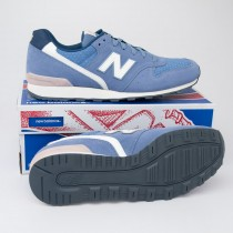 New Balance Women's Summer Utility 696 Classics Running Shoes WL696SUA in Icarus Blue