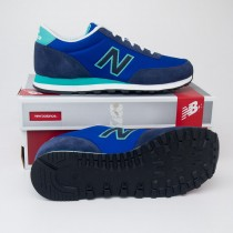 New Balance Women's Ballistic 501 Classics Running Shoes WL501COE Blue