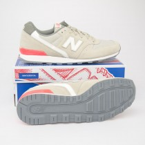 New Balance Women's Summer Utility 696 Classics Running Shoes in Beach Sand WL696SUD