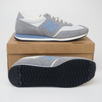 New Balance Women's 620 Summit Classics Retro Shoes CW620SMC in Grey