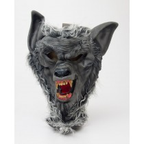 Spooky Village Werewolf Mask for Adults