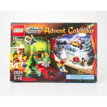 LEGO City Advent Calendar 2824