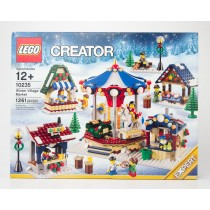 LEGO Creator Winter Village Market 10235