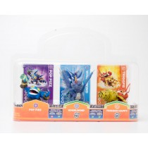 Activision Skylanders Giants Triple Pack #1 (Whirlwind, Trigger Happy, Pop Fizz)