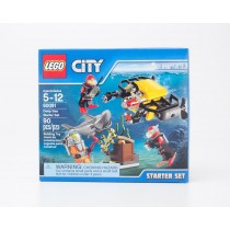 LEGO City Deep Sea Starter Set #60091