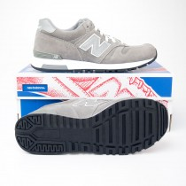 New Balance Men's Retro 565 Classics Running Shoes ML565GS in Grey