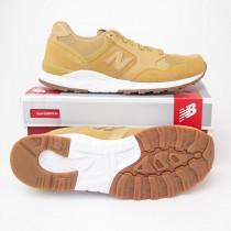New Balance Men's 850 90's Running Shoes ML850WG in Tan