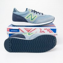 New Balance Women's 620 Street Beat Classics Retro Shoes CW620SBB in Grey