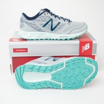New Balance Women's 590v2 Trail Running Shoes WT590LG2 in Grey