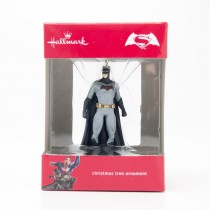 Hallmark Batman v Superman Batman Christmas Tree Ornament 2016