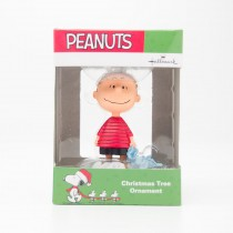 Hallmark Peanuts Linus Christmas Tree Ornament 2016