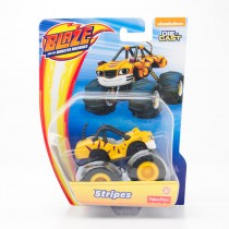 Fisher-Price Nickelodeon Blaze and the Monster Machines Stripes Diecast Truck