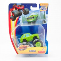 Fisher-Price Nickelodeon Blaze and the Monster Machines Pickle Diecast Truck