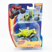 Fisher-Price Nickelodeon Blaze and the Monster Machines Zeg Diecast Truck