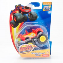 Fisher-Price Nickelodeon Blaze and the Monster Machines Blazing Speed Blaze Diecast Truck