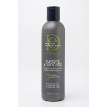 Design Essentials Natural Almond & Avocado Moisturizing Detangling Sulfate Free Shampoo